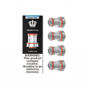 Uwell Crown IV Coils - Pack Of 4